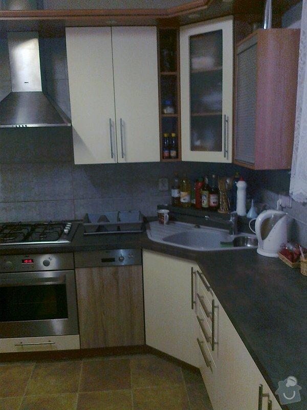 Renovace kuchyńských dvířek: Fotografie0470