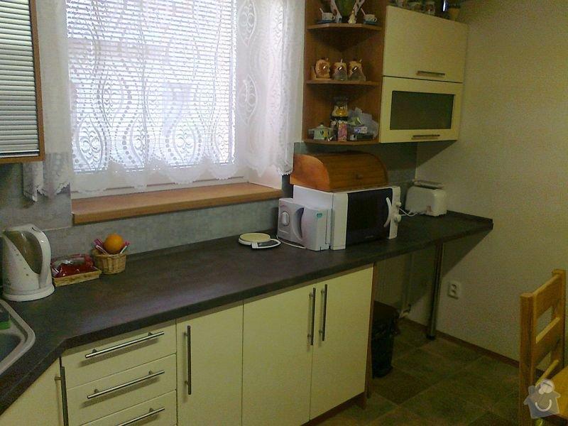 Renovace kuchyńských dvířek: Fotografie0471