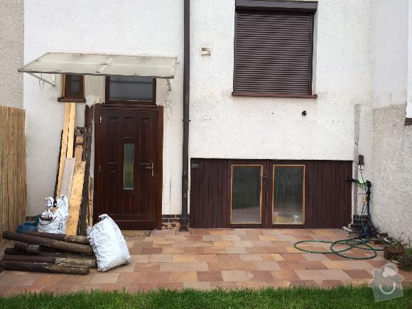 Pergola na zahradu u domu: misto-pro-pergolu