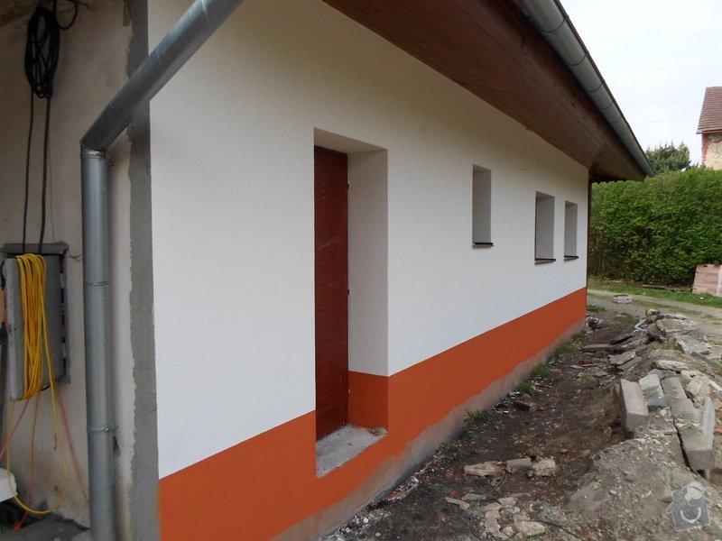 Zateplení fasády: SAM_0441