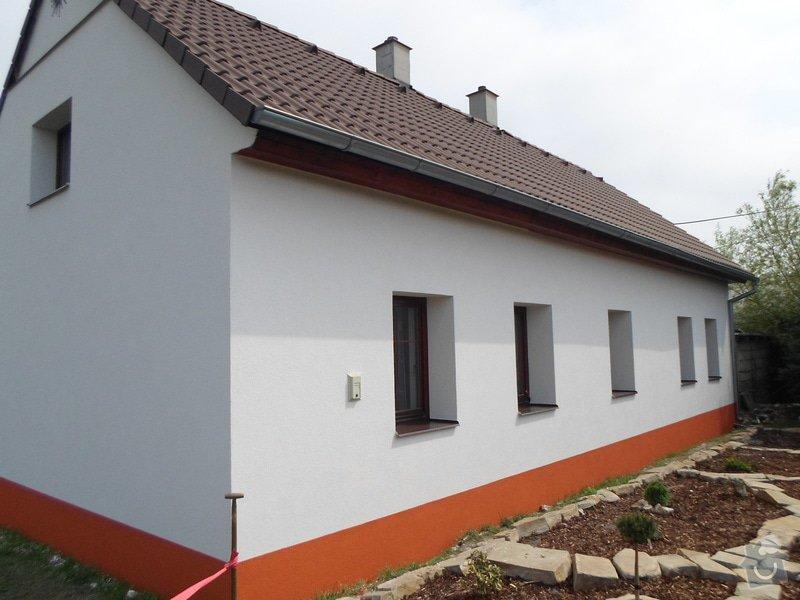 Zateplení fasády: SAM_0440