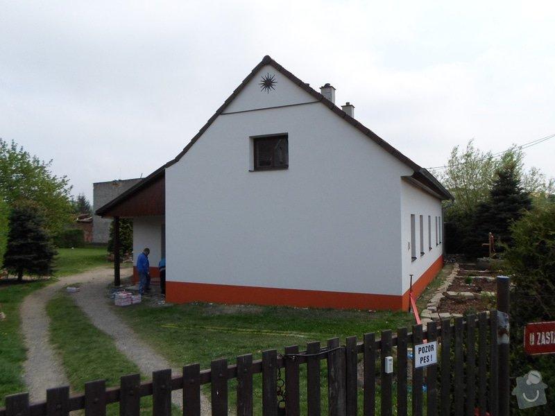 Zateplení fasády: SAM_0438