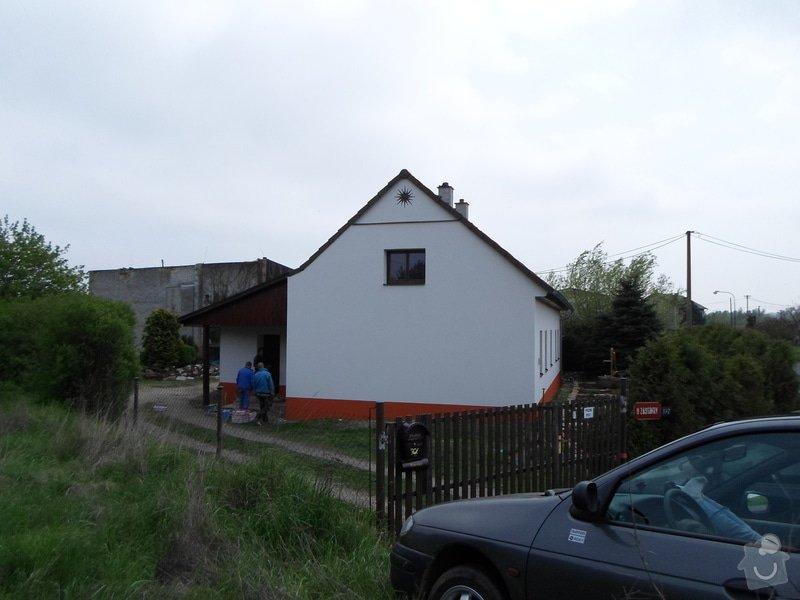 Zateplení fasády: SAM_0434