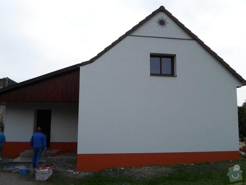 Zateplení fasády: SAM_0433