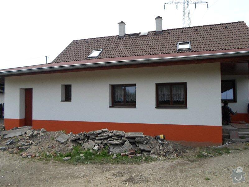 Zateplení fasády: SAM_0430