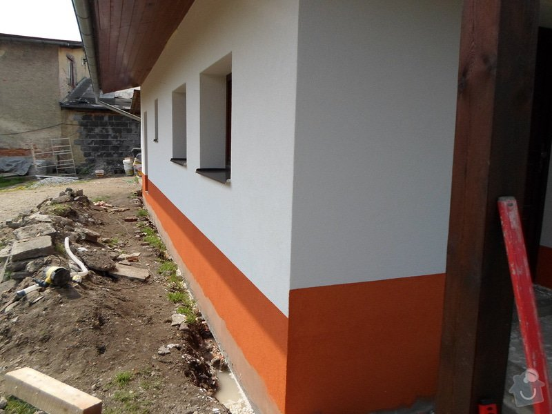 Zateplení fasády: SAM_0429
