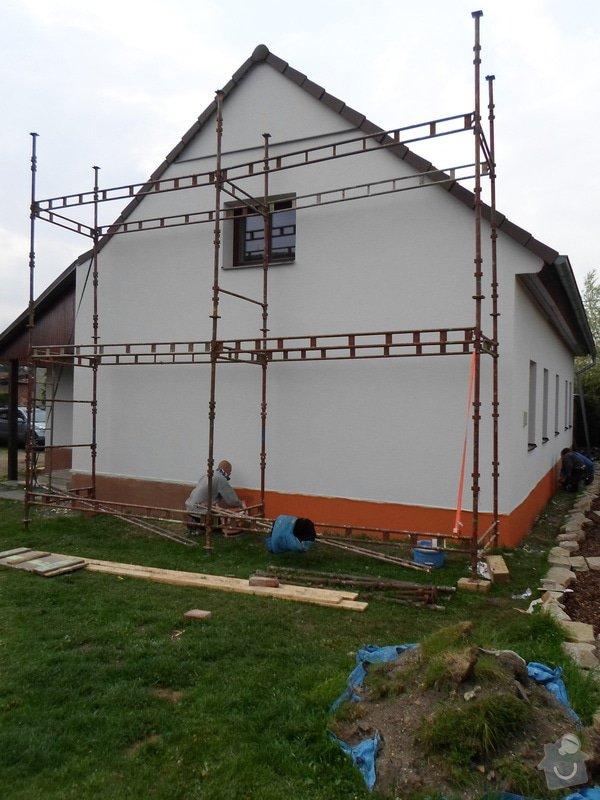 Zateplení fasády: SAM_0422