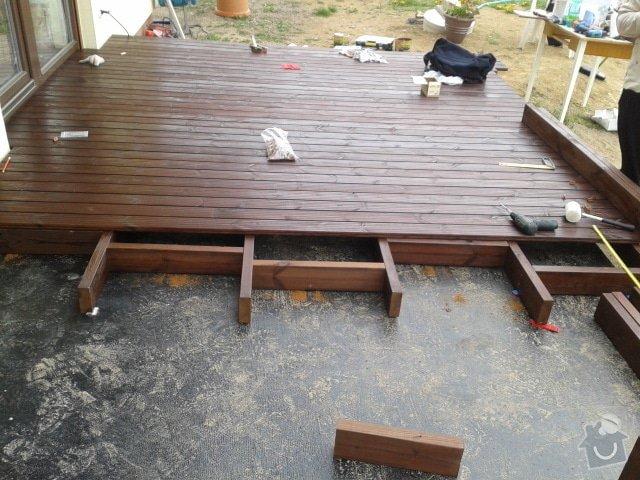 Pokládka dřevěnné terasy: terasa_3