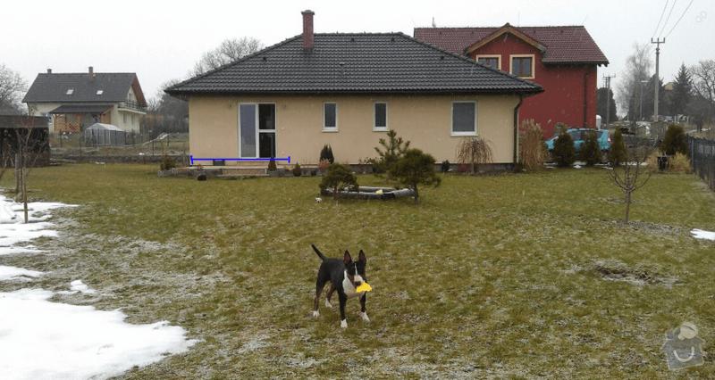 Pergola: veranda