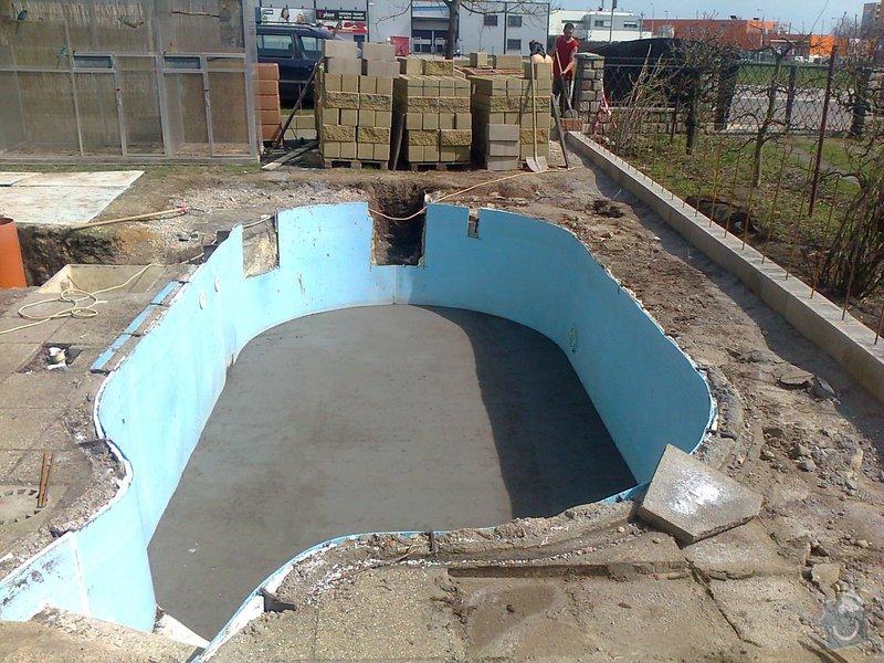 Bazén - ovál 6x3m: Fotografie0737