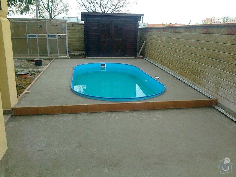 Bazén - ovál 6x3m: Fotografie0874
