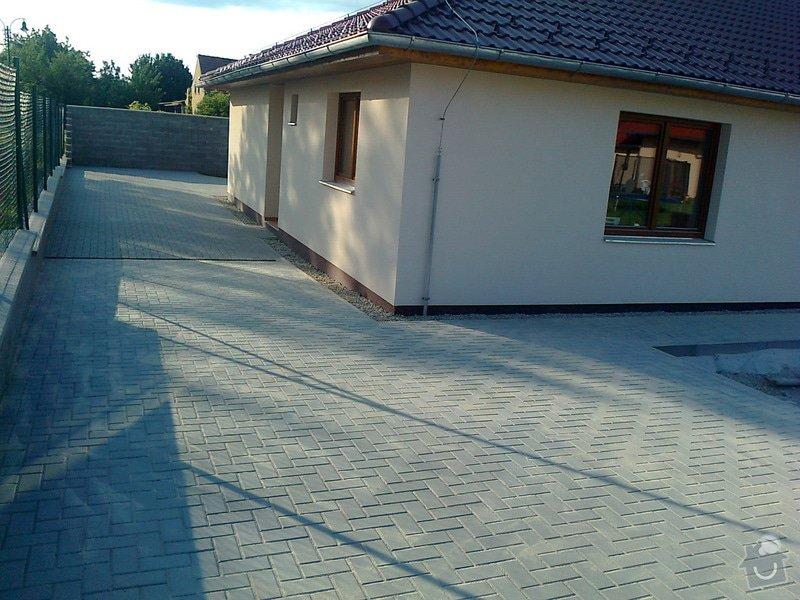 Zámková dlažba: Fotografie0028