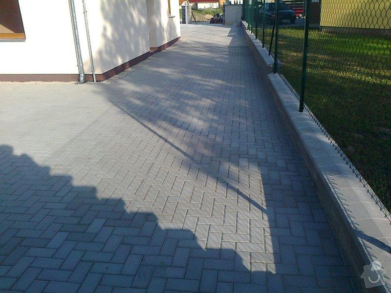 Zámková dlažba: Fotografie0014