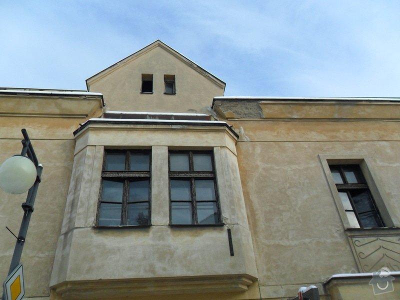 Oprava střechy, fasády a výměna oken: SAM_2954