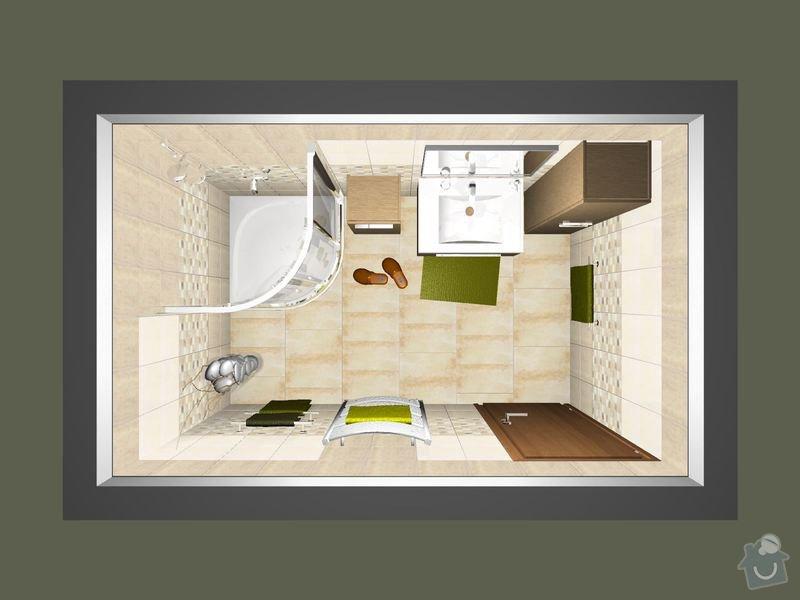 Rekonstrukce koupelny v Býšti: Rohrovi_6.5.2014-01