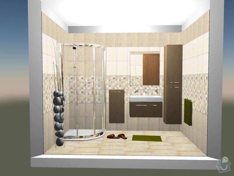 Rekonstrukce koupelny v Býšti: Rohrovi_6.5.2014-01_1