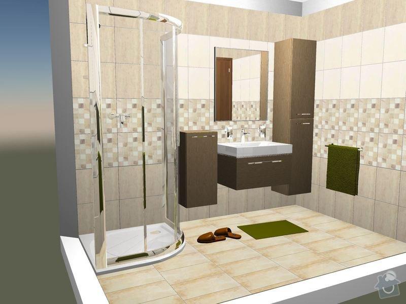 Rekonstrukce koupelny v Býšti: Rohrovi_6.5.2014-01_2