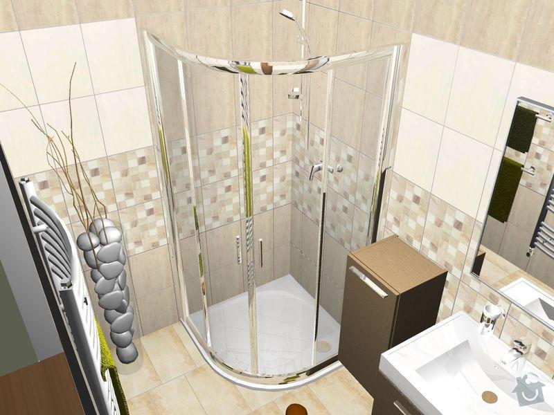 Rekonstrukce koupelny v Býšti: Rohrovi_6.5.2014-01_4