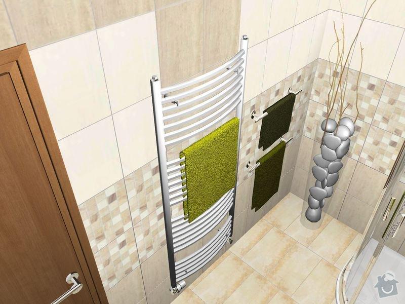 Rekonstrukce koupelny v Býšti: Rohrovi_6.5.2014-01_5