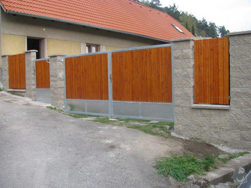 Nový plot+branka a brána: IMG_2293