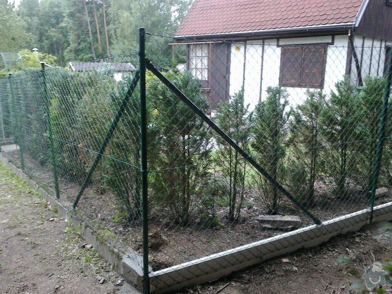 Oprava plotu: 02092013387