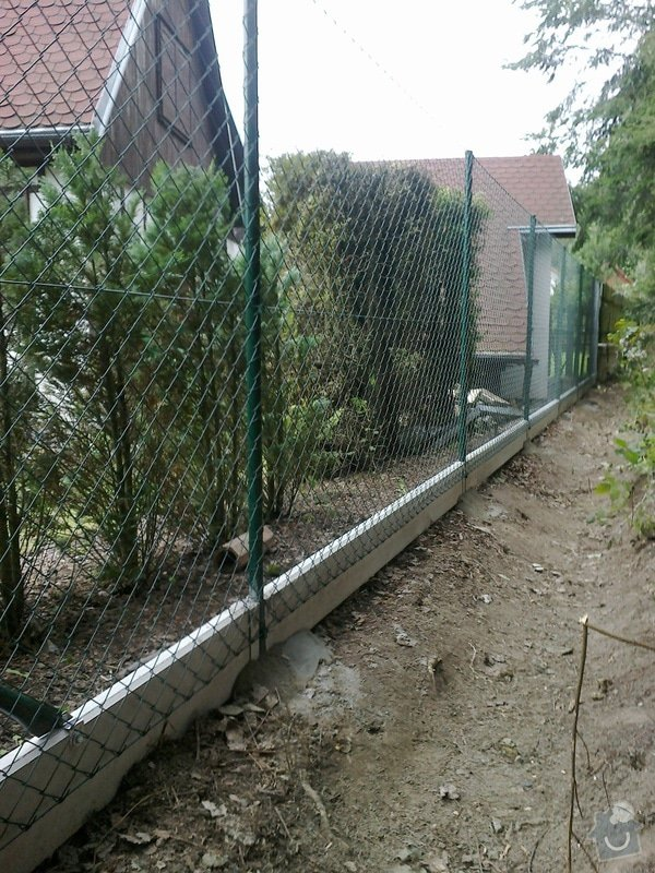 Oprava plotu: 02092013388