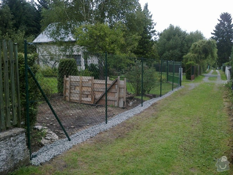 Oprava plotu: 02092013396