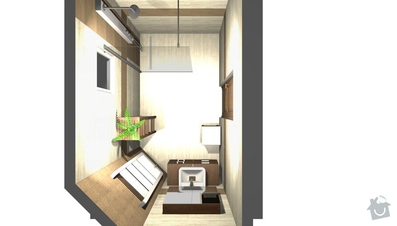 Kompletní rekonstrukce domku: 1
