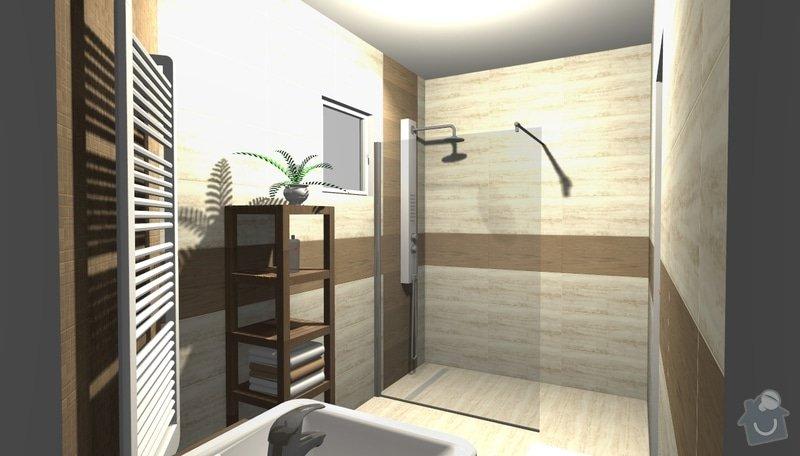 Kompletní rekonstrukce domku: 2