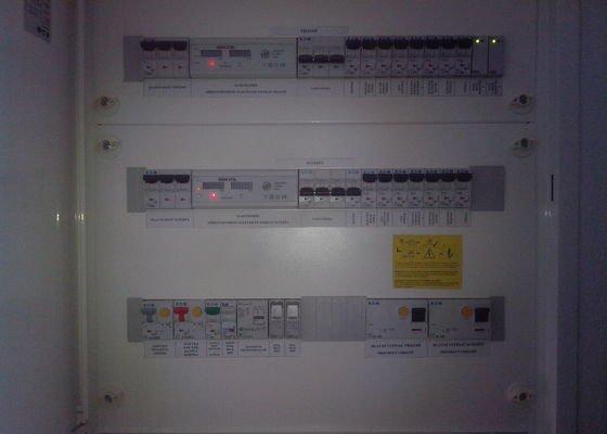 Výměnu elktroinstalace v domě