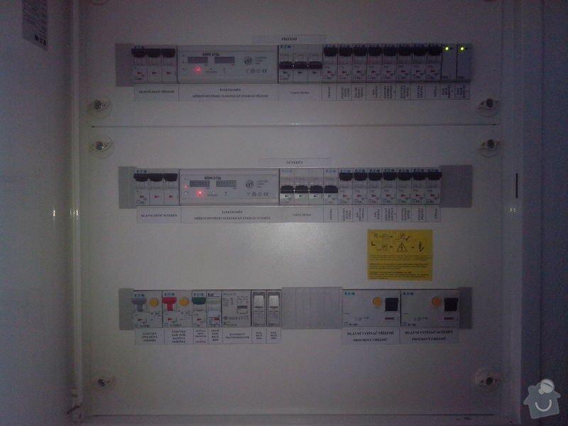 Výměnu elktroinstalace v domě: IMG_20140501_122226