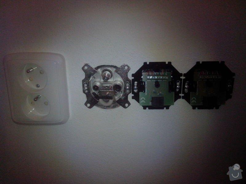 Výměnu elktroinstalace v domě: IMG_20140401_161406