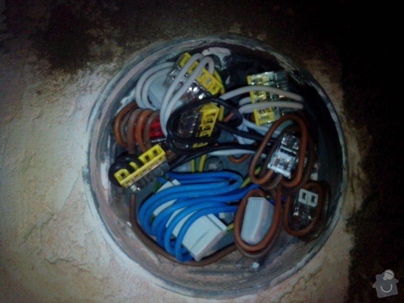 Výměnu elktroinstalace v domě: IMG_20140221_182535