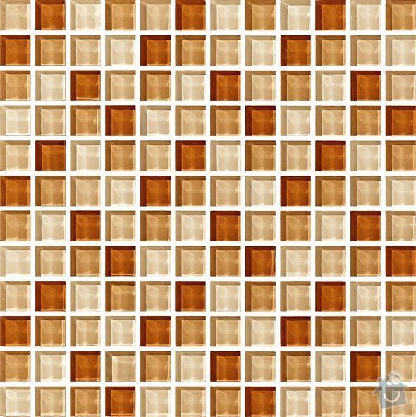 Realizace mozaiky v kuchyni: mozaika
