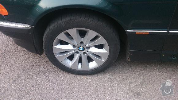 Celolak se zmenou barvy na BMW e38 (vcetne opravy koroze blatniku a zadnich lemu): p8EAPeoCEfUCN7GgFAAq49pJKH8HRuu1JD-WEexHf3BoyWjmYU41Vz6tgLdKOYxDZ8WYz1E