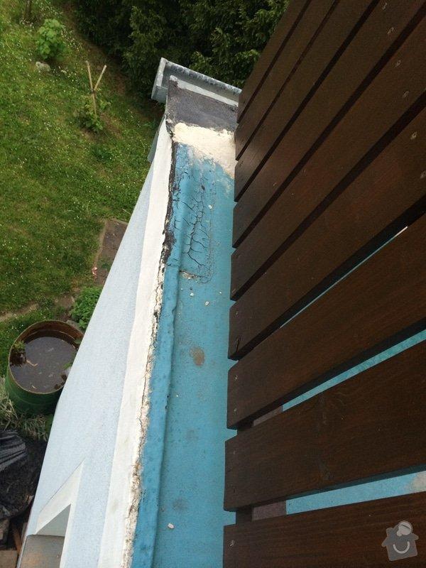Oprava povrchu verandy a klempířské práce: IMG_1672