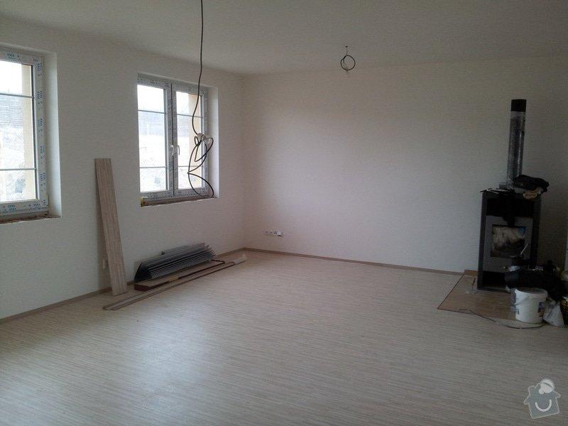 Dostavba hrubé stavby RD: 18_-_Obyvaci_pokoj