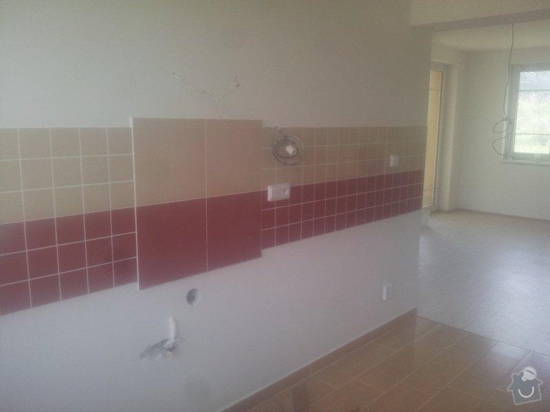 Dostavba hrubé stavby RD: 20_-_Kuchyn