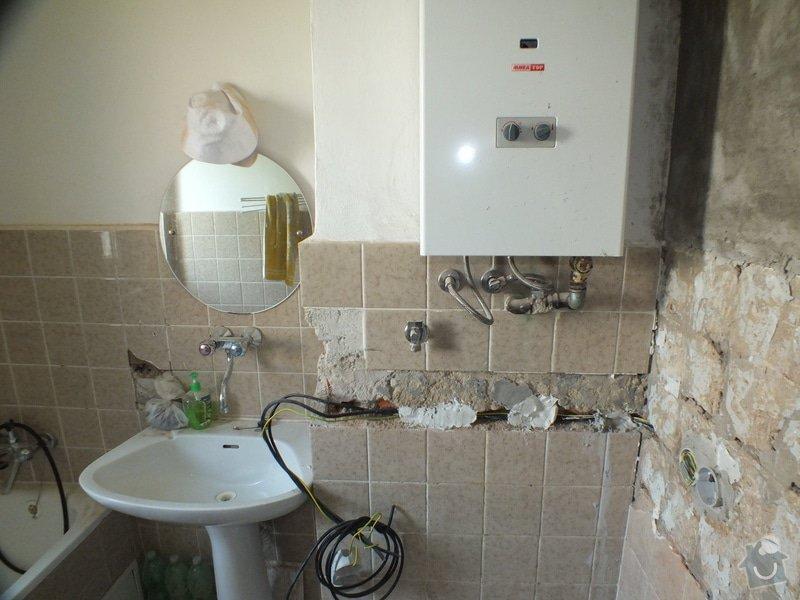 Rekonstrukce koupelny: DSCF4687