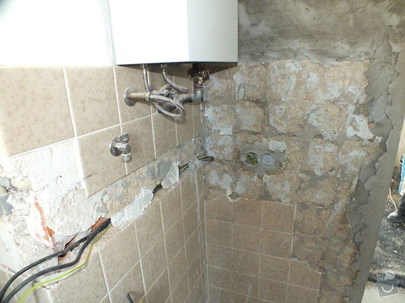 Rekonstrukce koupelny: DSCF4688
