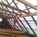 Rekonstrukce strechy vazby stavba kominu obraz0546