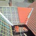 Rekonstrukce strechy vazby stavba kominu obraz0562