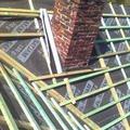 Rekonstrukce strechy vazby stavba kominu obraz0565