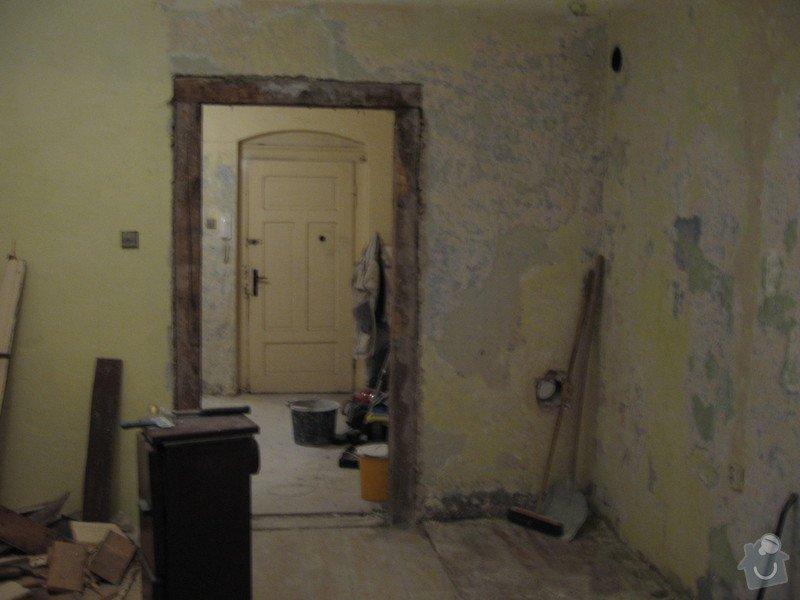 Celková rekonstrukce bytu 2+1: IMG_0379