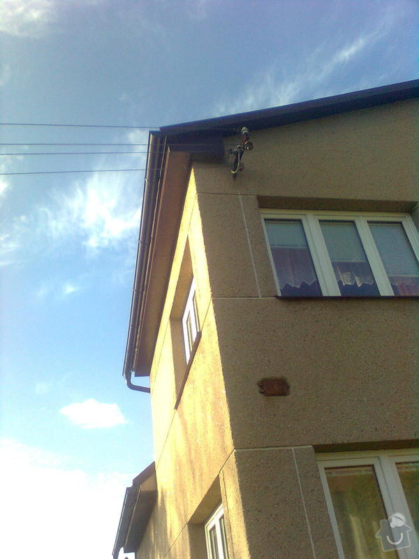 Rekonstrukce střechy na rodinném domě: Obraz1305