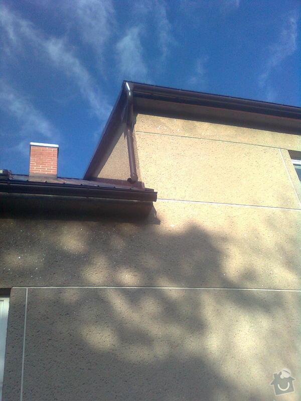 Rekonstrukce střechy na rodinném domě: Obraz1306