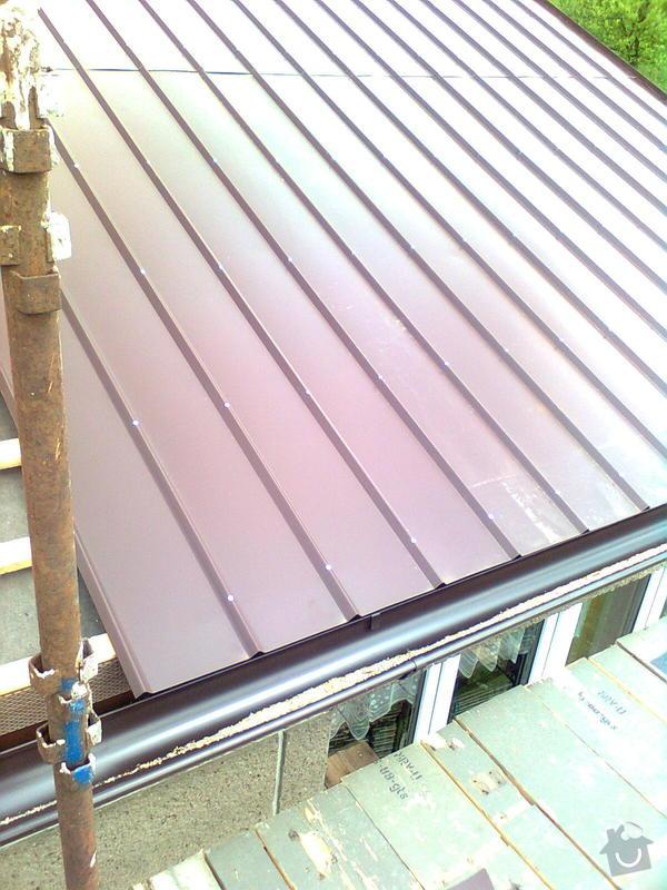 Rekonstrukce střechy na rodinném domě: Obraz0822