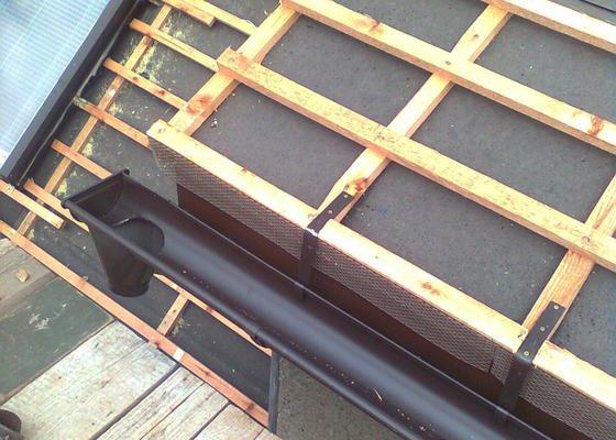Rekonstrukce střechy na rodinném domě