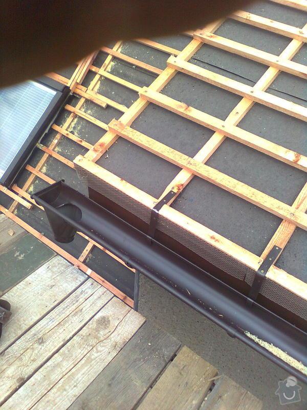 Rekonstrukce střechy na rodinném domě: Obraz0823