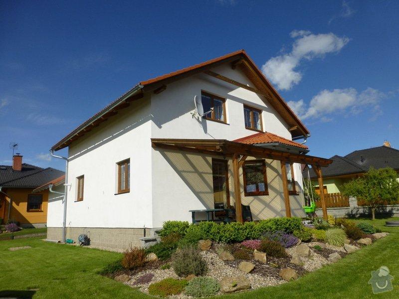 Zateplení fasády rodinného domu: P1020960